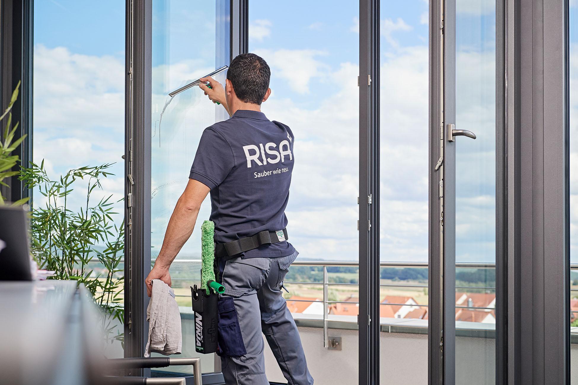 Risa Gebäudereinigung in Erlangen